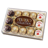 Конфеты Ferrero Collection набор 172,2 гр