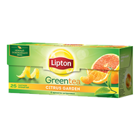 Чай Lipton Green Citrus 25 пак